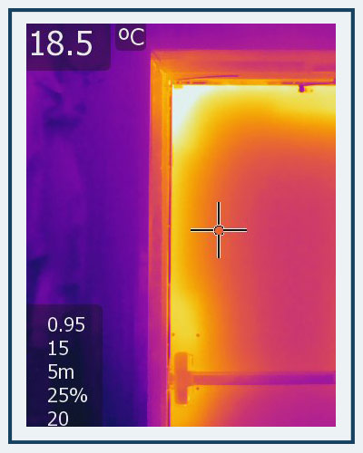 Service de Thermographie infrarouge
